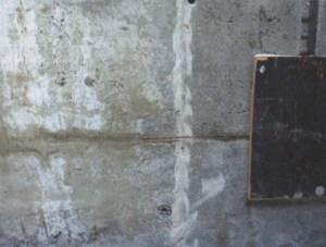 Оголение арматуры, отсутствие защитного слоя бетона