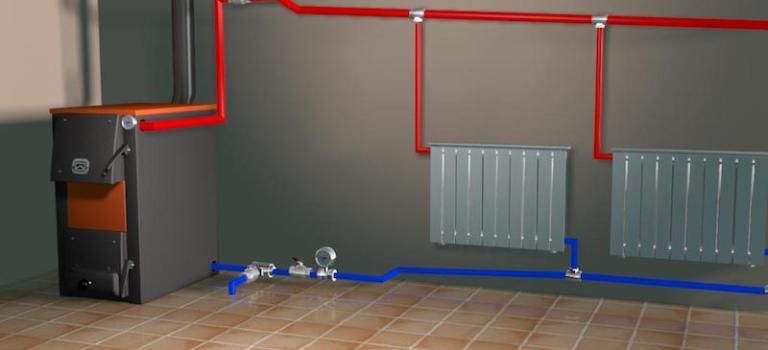 Как сделать водяную систему отопления экономичнее