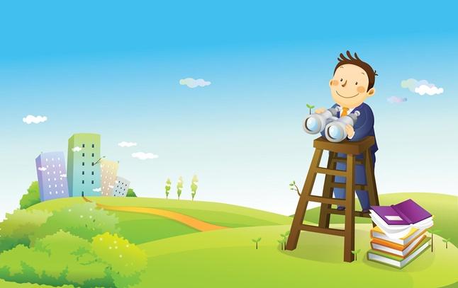 Download Gambar Wallpaper 3d Businessman Cartoon Free Vector Art