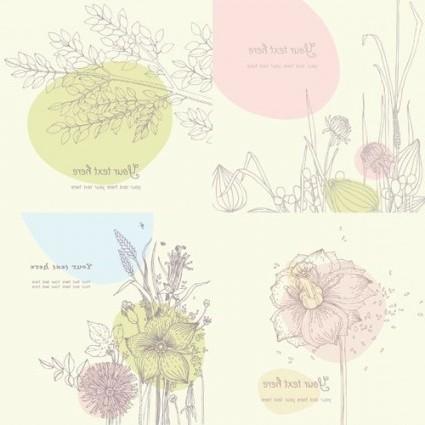 Simple Floral Line Art : Simple elegance products