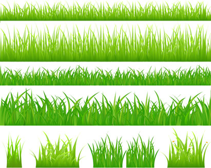 Free Animal Wallpaper Download Grass Borders Template Ai Svg Eps Vector Free Download