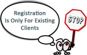 Existing Clients Only
