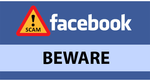 Another Facebook Scam
