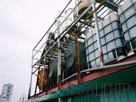 Перевозки опасных грузов морским путём