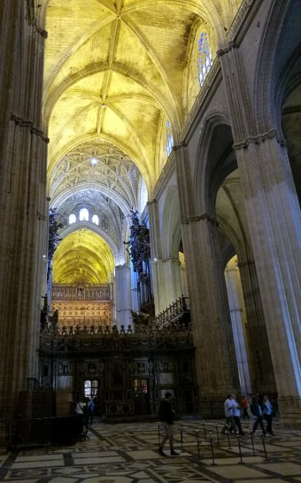 Seville. Cathedral.