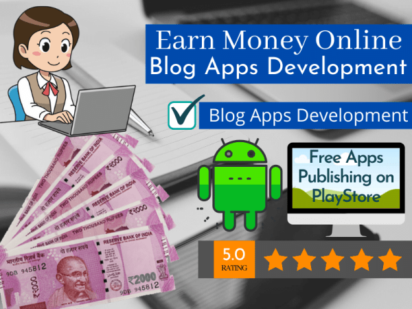 Blog Apps Development Course By VedantSri