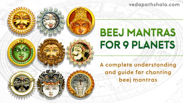 Beej Mantra for 9 planets in astrology