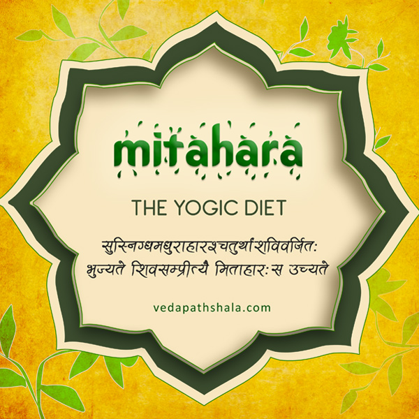 Mitahara - the yogic diet