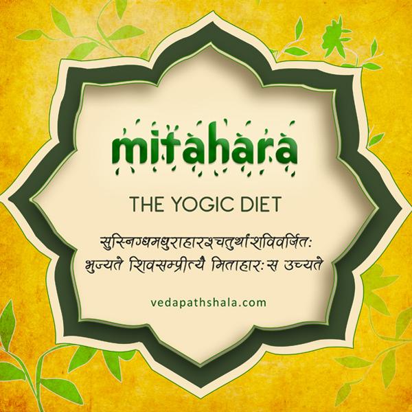 Mitahara - the yogic diet