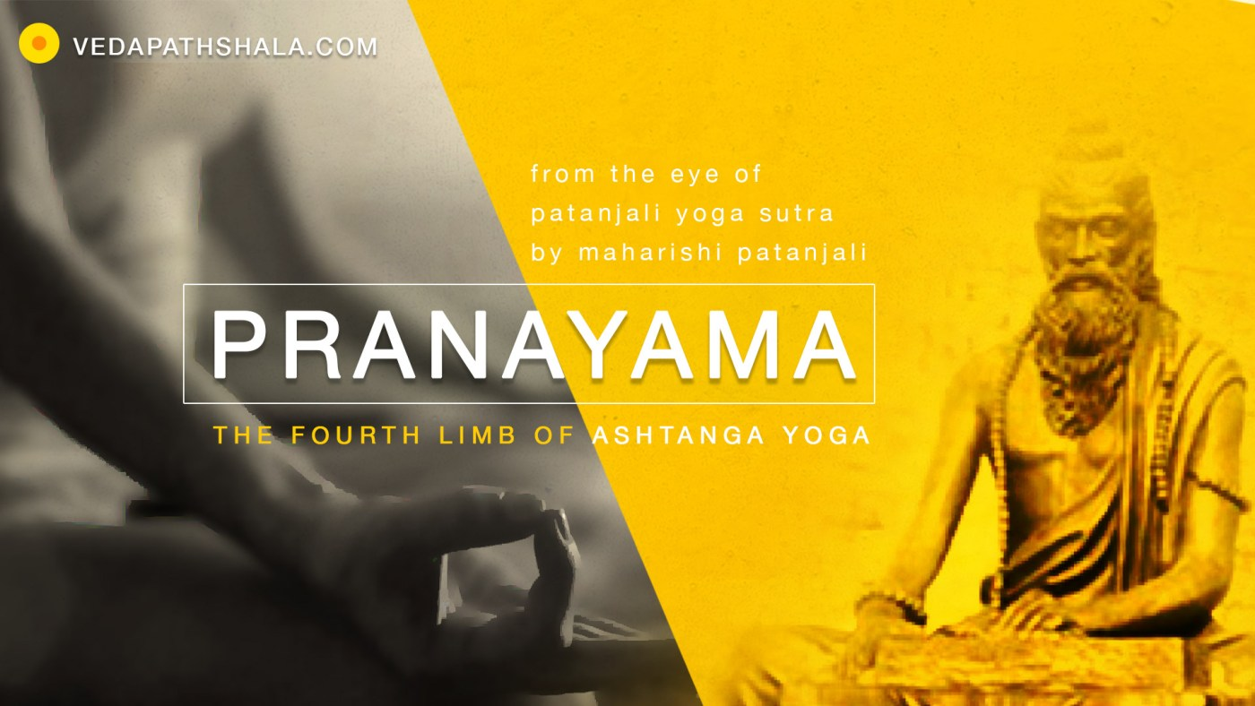 Pranayama - the fourth limb of ashtanga yoga by maharishi patanjali