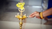 Lighting of lamp in our tradition   Vedas Online