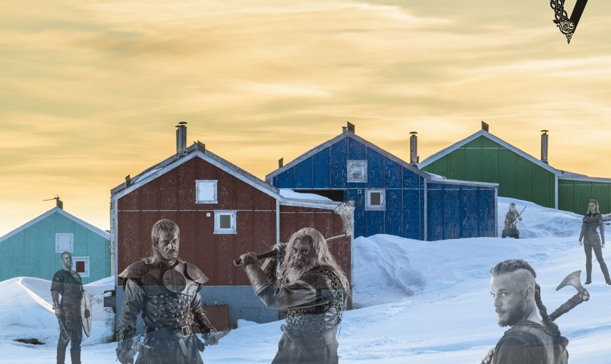 Vikingovia a ich osud v Grónsku