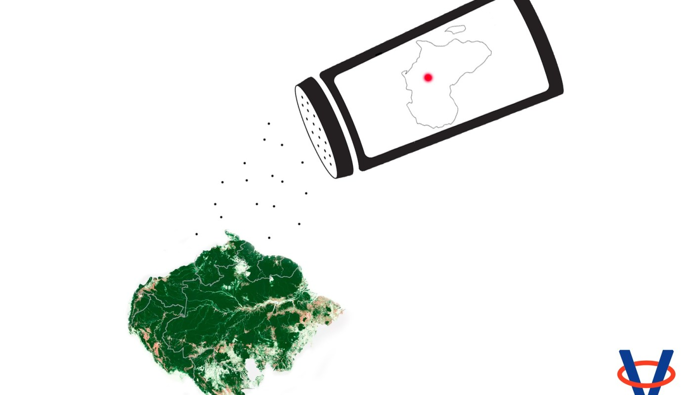 Živiny Amazonského pralesa
