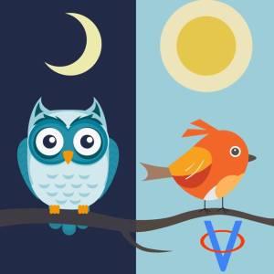 Ranné vtáčatá a nočné sovy