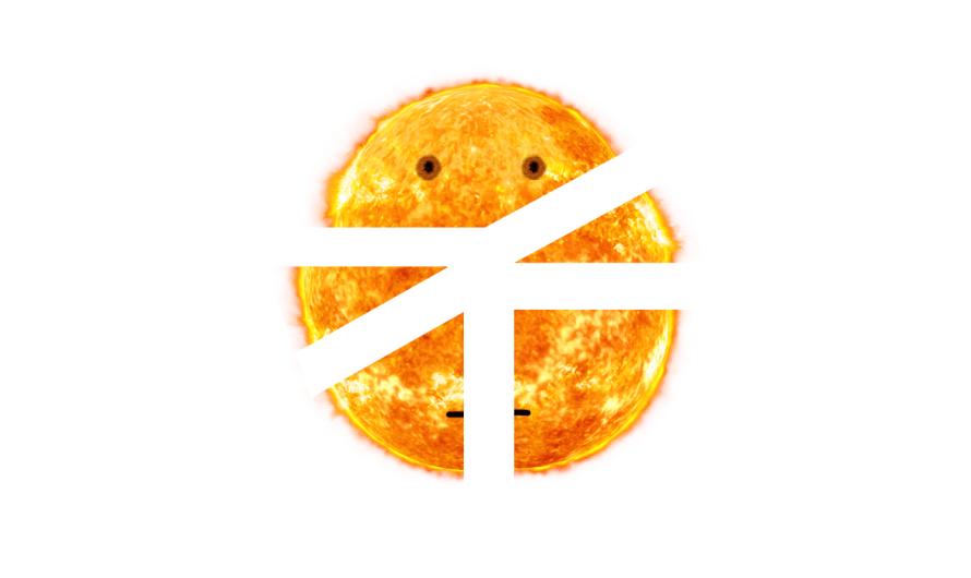 Z čoho sa skladá Slnko?