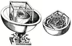 Kepler a Platon