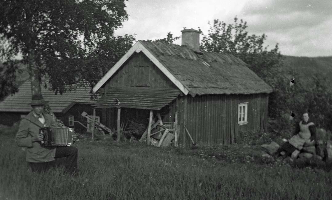 B11k_Torp, 1930-talet, Före detta Torsorrens stuga, Veddige