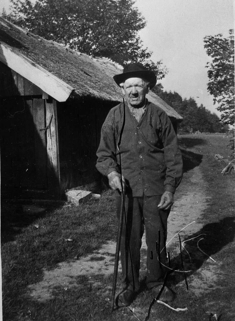 D06 Torp, 1920-talet, Vallby, Hemringsdal, Anders Börjesson, Torpet Buarns, Veddige.