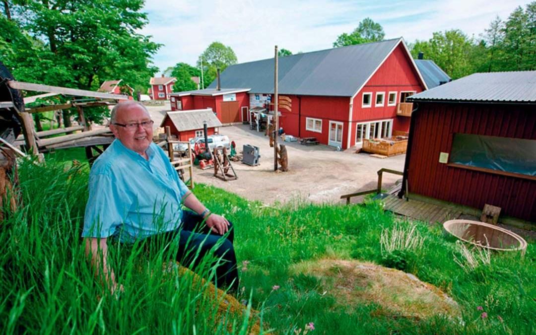 Derome Trä & Nostalgimuseum