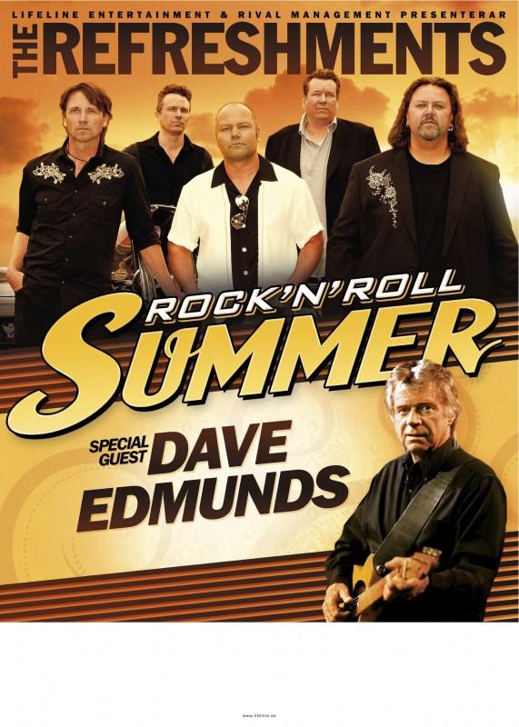 Rock'n'roll Summer 2011 i Veddige!