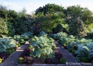 Veddw - North Garden - Charles Garden 1