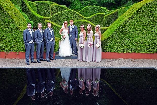 Veddw Venue, Monmouthshire - Wedding