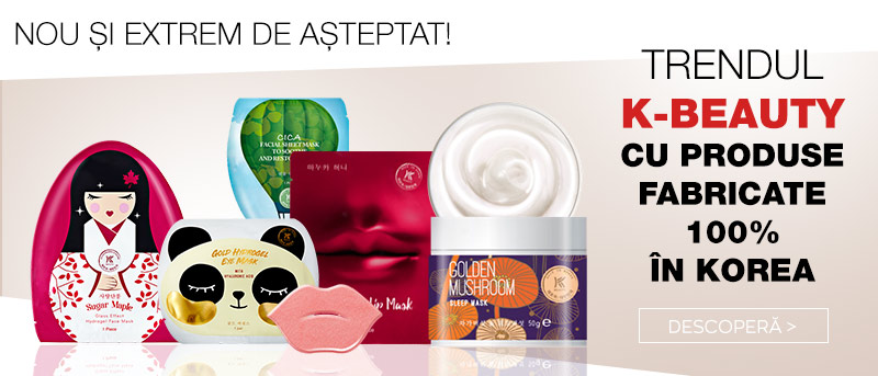 Programe destinate ție: C04 - K Beauty