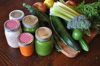 Juice Feast + Ultra Green Juice Recipe: https://vedgedout.com/2013/04/22/juice-feast-basics-ultra-juice-recipe/