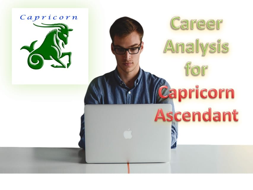 Best Career option according to Vedic Astrology - Capricorn