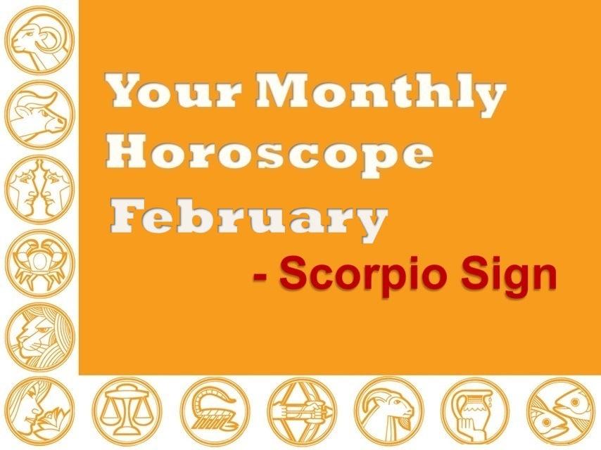 2020 scorpio horoscope february