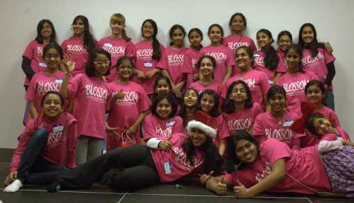 Blossom Girls Program