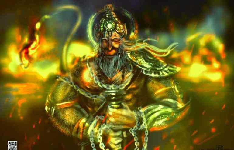 Method of Chanting Hanuman Beej Mantra - The Meaning & Benefits