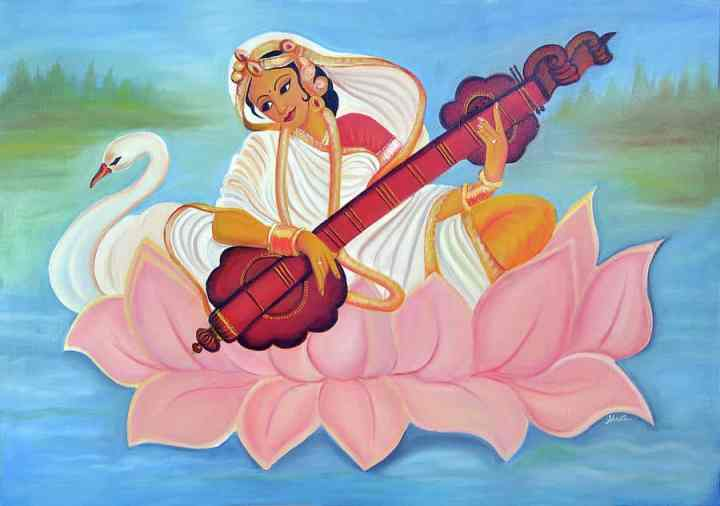 10 Powerful Saraswati Mantras For Acquiring Knowledge and Education