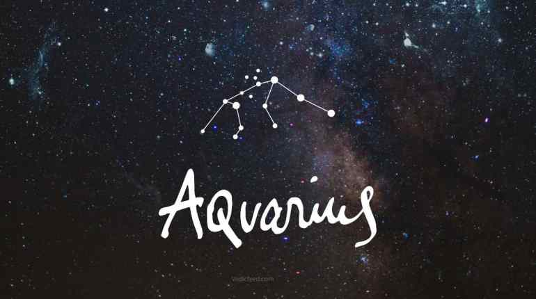 Aquarius Horoscope Sign