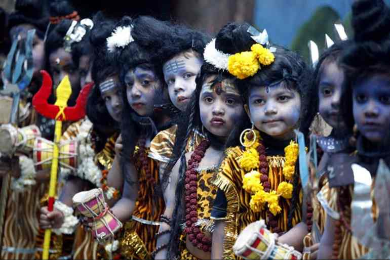 Hindu Baby Names Based On Lord Shiva With Meaning For Boys