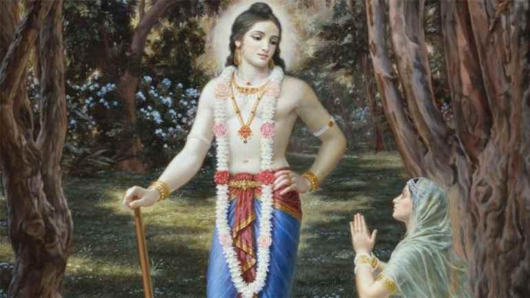 Balaram and his Wife
