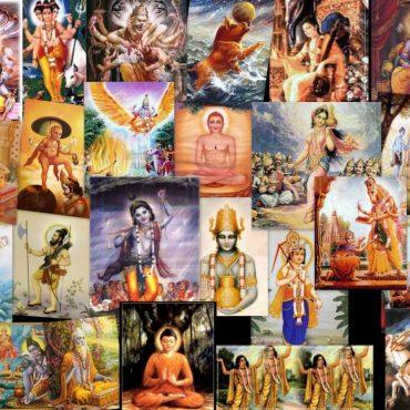 The Complete List of 24 Avatars of Lord Vishnu