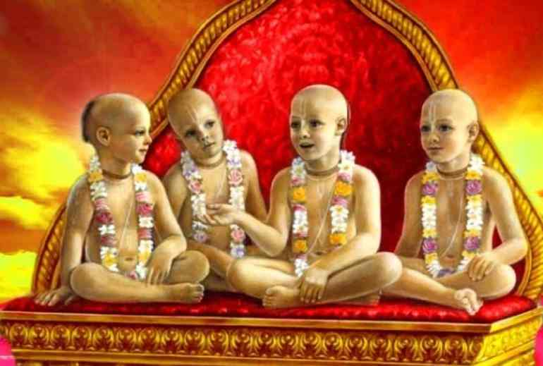 Four Kumars_24 Avatars of Vishnu
