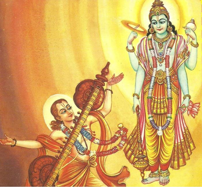 The Complete List of 24 Avatars of Lord Vishnu
