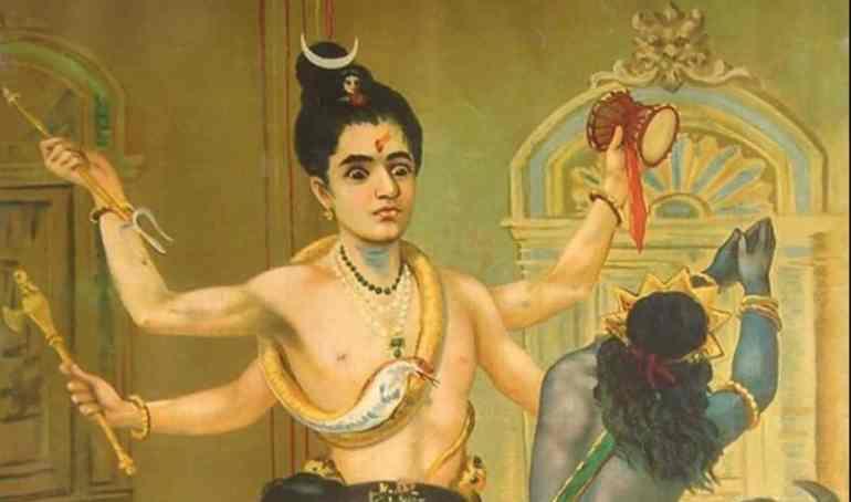 Kalantaka Avatar of Shiva