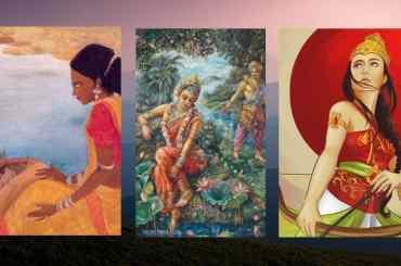 Important Female Character in Mahabharata