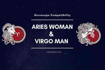 Aries Women and Virgo Man