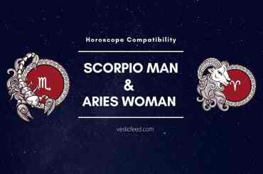 Scorpio Man and Aries Woman