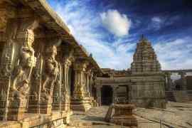 Veerabhadra Temple Lepakshi