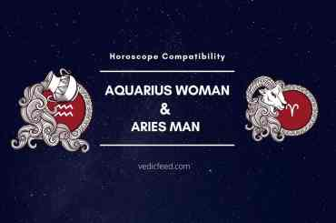 Aquarius Woman and Aries Man