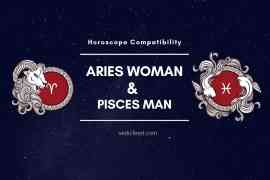Aries Woman and Pisces Man