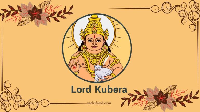 Lord Kubera - God of Wealth