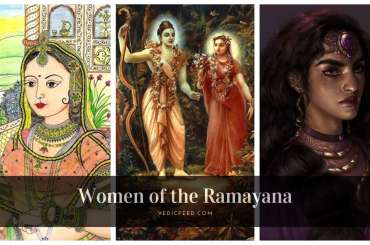 Women of the Ramayana