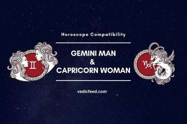 Gemini Man and Capricorn Woman