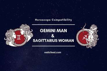 Gemini Man and Sagittarius Woman